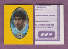 Manchester City Claudio Reyna USA 224